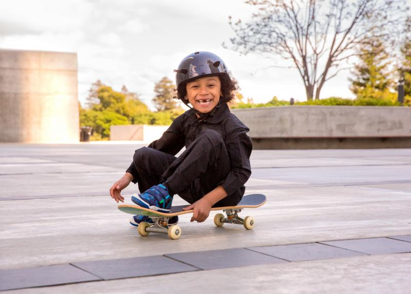 AW17, Blue Camo, Lifestyle, Ty, skateboard