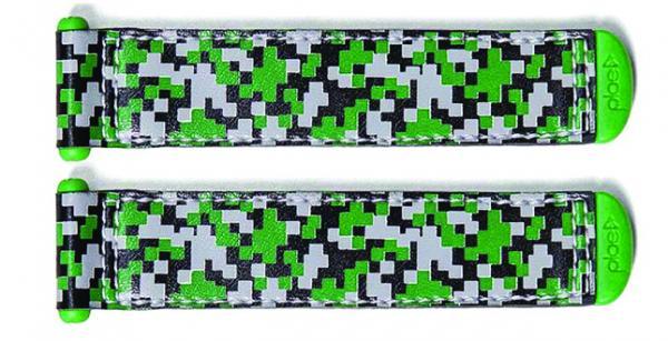 camo print / limestone green